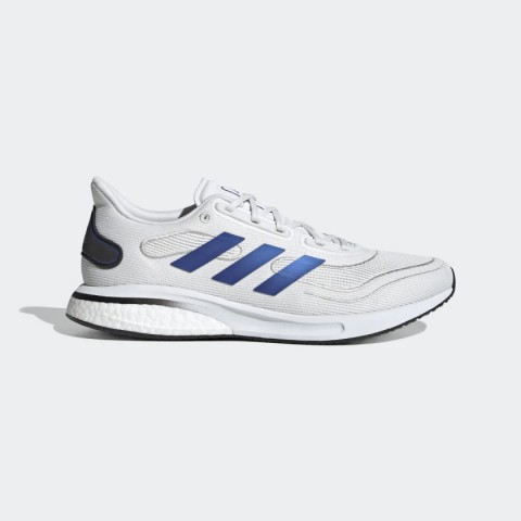 Adidas Supernova Sapatos Branco Cristal/Azul Royal/Preto Core FW0700